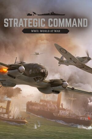 Strategic Command WWII: World at War cover