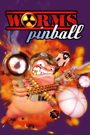 Worms Pinball cover