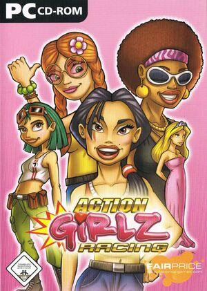 Action Girlz Racing cover