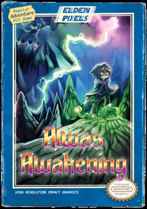 Alwa's Awakening cover
