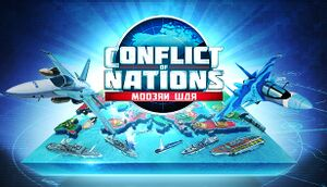 Conflict of Nations: Modern War cover