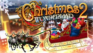 Christmas Wonderland 2 cover