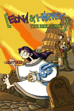 Edna & Harvey: The Breakout cover