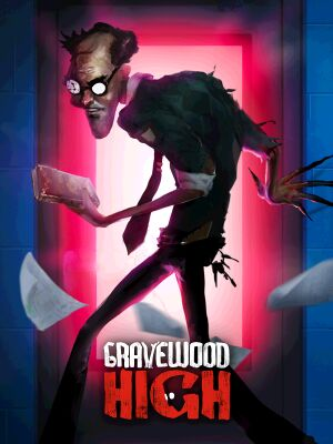 Gravewood High cover