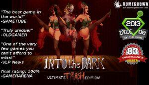 Into the Dark: Ultimate Trash Edition cover