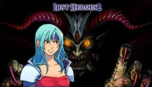 Last Heroes 2 cover