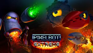 PixelBOT EXTREME! cover