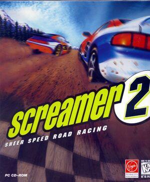 Screamer 2 cover