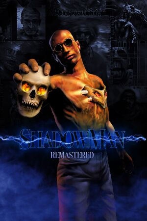 Shadow Man Remastered cover