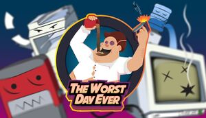 The Worst Day Ever cover
