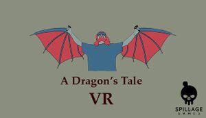 A Dragon's Tale VR cover
