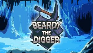 Beardy the Digger cover