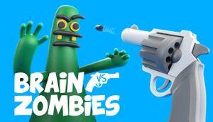 Brain vs Zombies cover