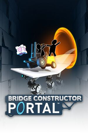 Bridge Constructor Portal cover