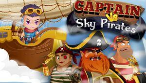 Captain vs Sky Pirates cover