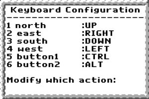 Keyboard rebinding options (Press F3 in-game).