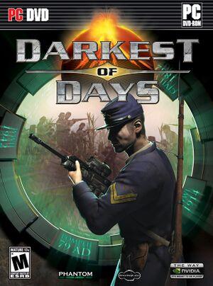 Darkest of Days cover