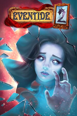 Eventide 2: The Sorcerers Mirror cover