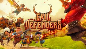 Evil Defenders cover