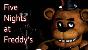 Five Nights at Freddy's cover