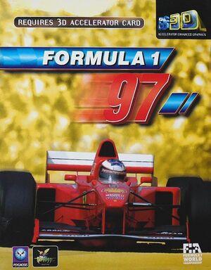 Formula 1 97 cover