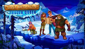 Lost Artifacts: Frozen Queen cover
