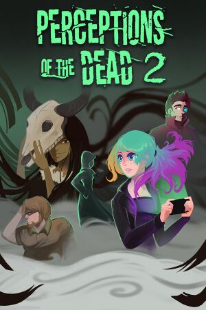 Perceptions of the Dead 2 cover