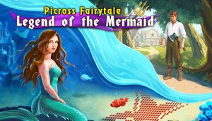 Picross Fairytale: Legend of the Mermaid cover