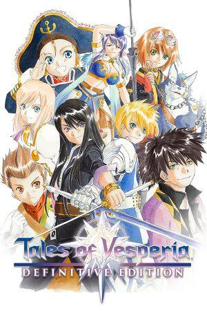 Tales of Vesperia: Definitive Edition cover