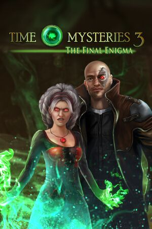 Time Mysteries 3: The Final Enigma cover