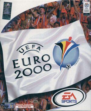 UEFA Euro 2000 cover