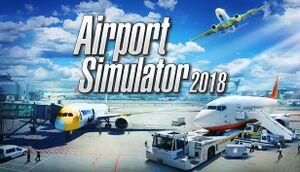 Airport Simulator 2018 cover