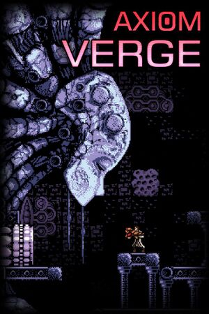 Axiom Verge cover