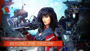 Beyond the Destiny cover