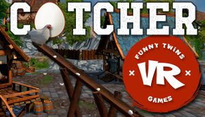Ceggtcher VR cover