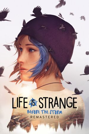 Life is Strange: Before the Storm Remastered cover