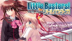 Little Busters! cover