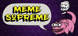 Meme Supreme cover