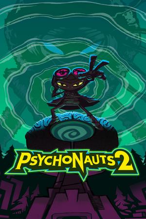 Psychonauts 2 cover