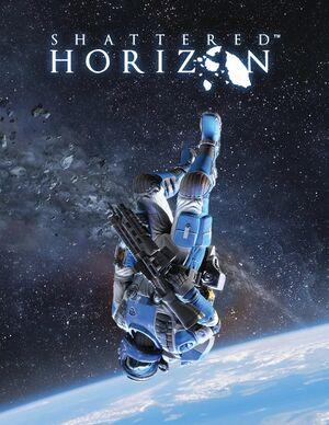 Shattered Horizon cover