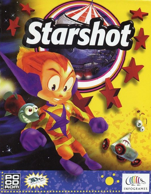 Starshot: Space Circus Fever cover