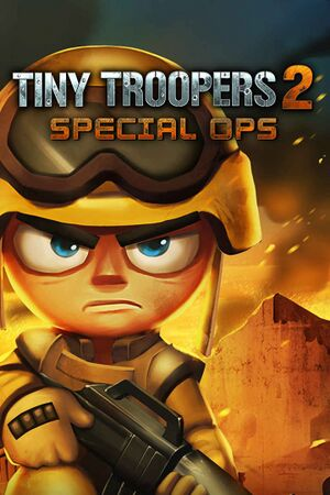 Tiny Troopers 2 cover