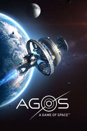 AGOS: A Game Of Space cover