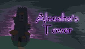 Aleesha's Tower cover
