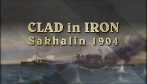 Clad in Iron: Sakhalin 1904 cover