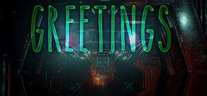 Greetings cover