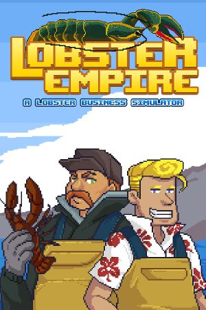 Lobster Empire cover