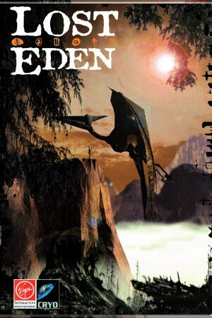 Lost Eden cover