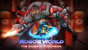 Robo's World: The Zarnok Fortress cover