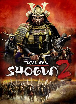 Total War: Shogun 2 cover